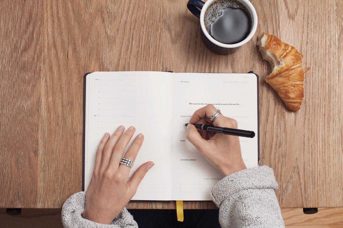 ¡Coge tu lápiz! Estos son los beneficios de escribir