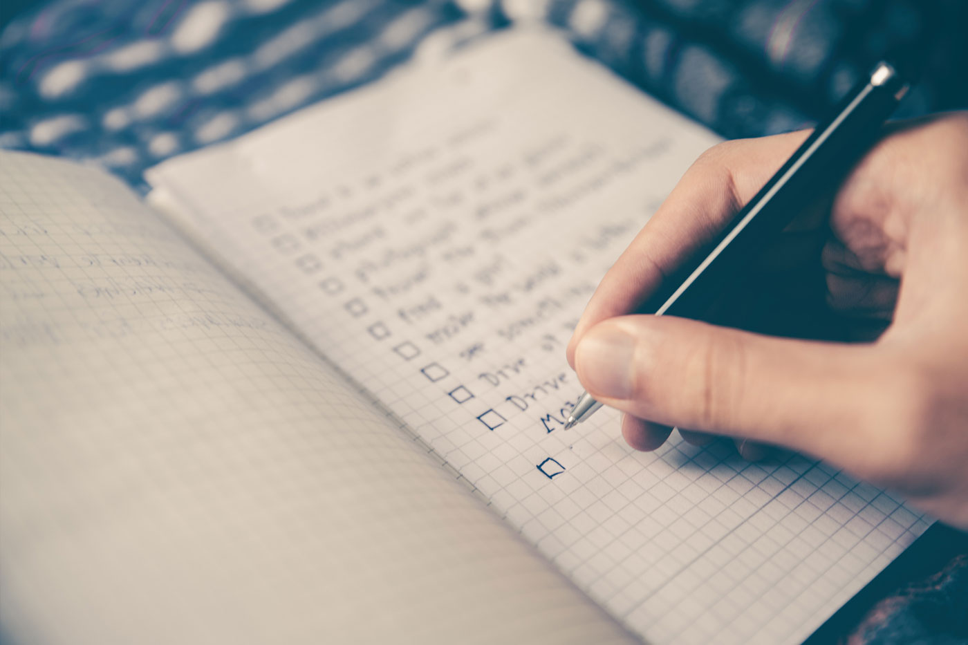 ¿Sabías que hacer listas fomenta la creatividad?