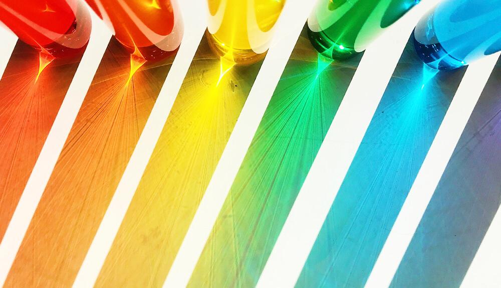 La importancia del color en la elección de una imagen de marca
