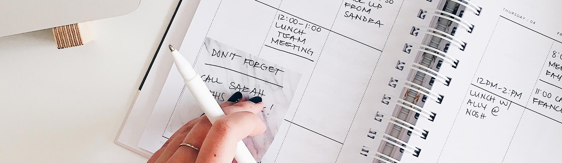 Planificadores de tareas: ¿Por qué los necesitas?