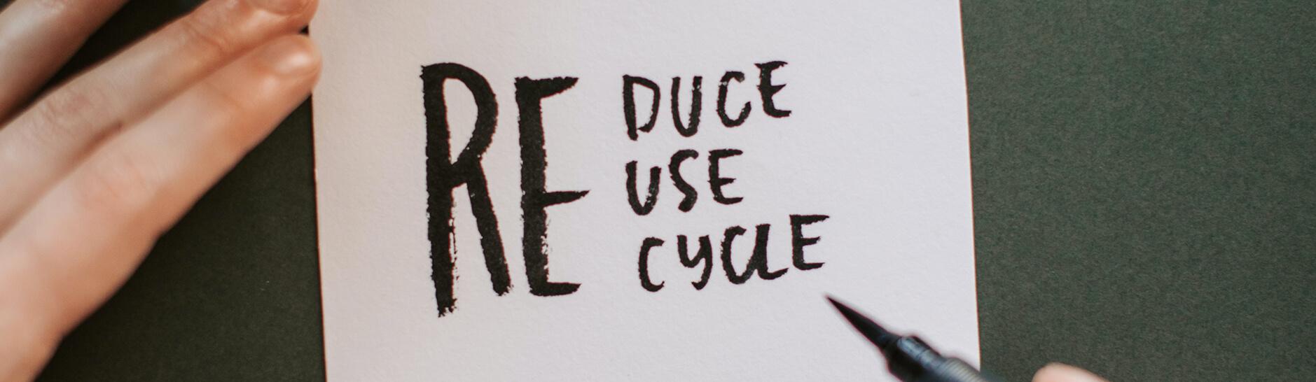 Papel reciclado: Por qué usarlo